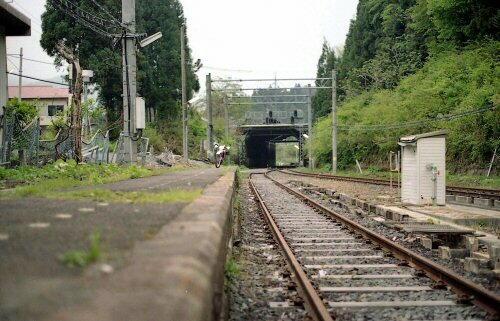 奥羽本線、旧板谷駅