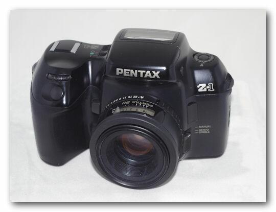 ペンタックス Z-1